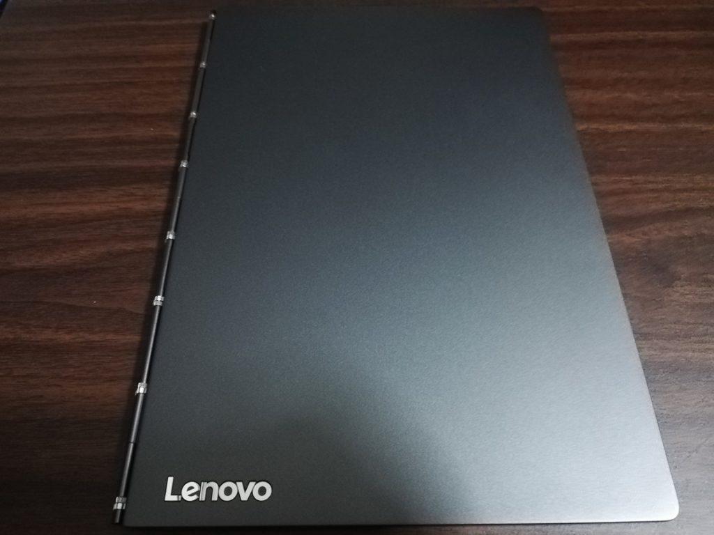 E-Inkキーボードは意外にも使いやすい!Lonovo Yoga Book C930を2週間使用してみて